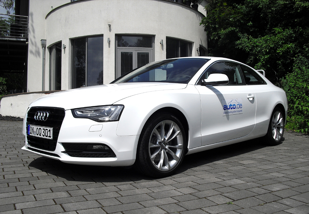 Auto im Alltag: Audi A5 Coupe