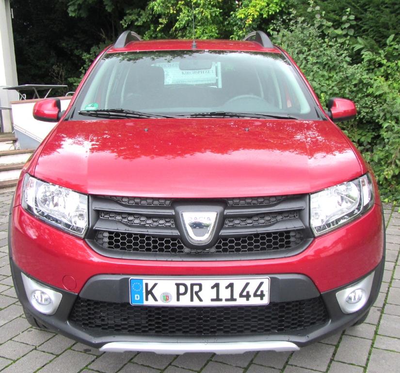 Auto im Alltag: Dacia Sandero Stepway