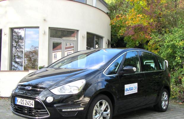 Auto im Alltag: Ford S-Max