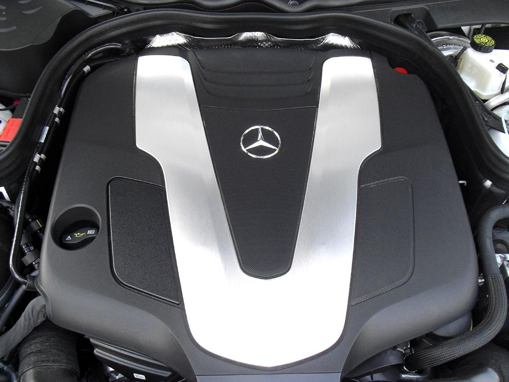 Auto im Alltag: Mercedes CLS