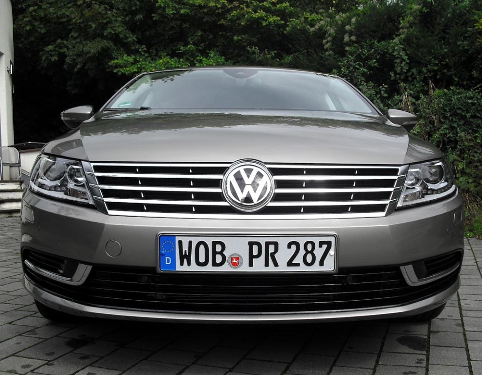 Auto im Alltag: VW CC
