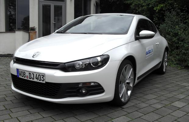Auto im Alltag: VW Scirocco