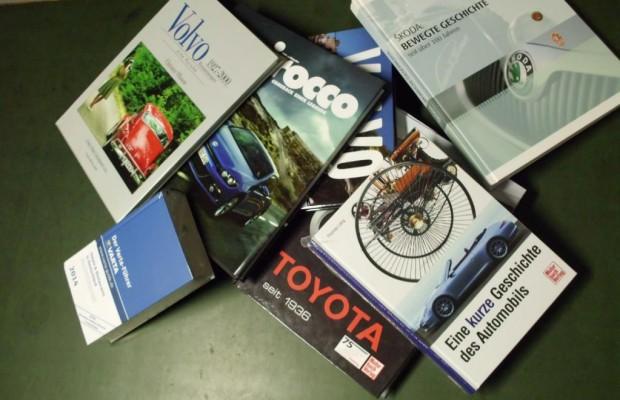 Autobuch Preis: Auszeichnung für die 15 besten Autobücher
