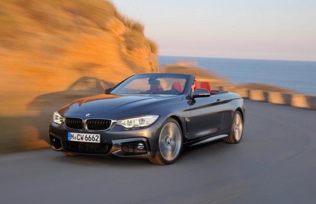 BMW 4er Cabrio - Erwärmt Herz und Nacken