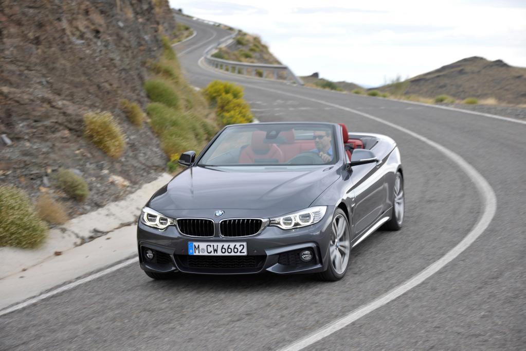 BMW: 4er oben ohne ab März 2014
