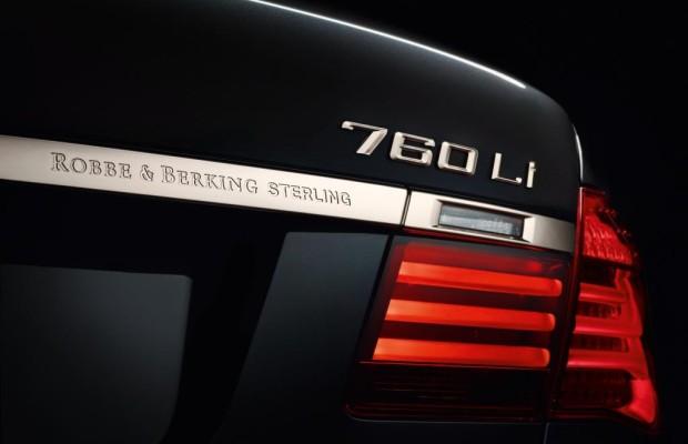 BMW Individual 760Li Sterling -  Glanzvoller Auftritt