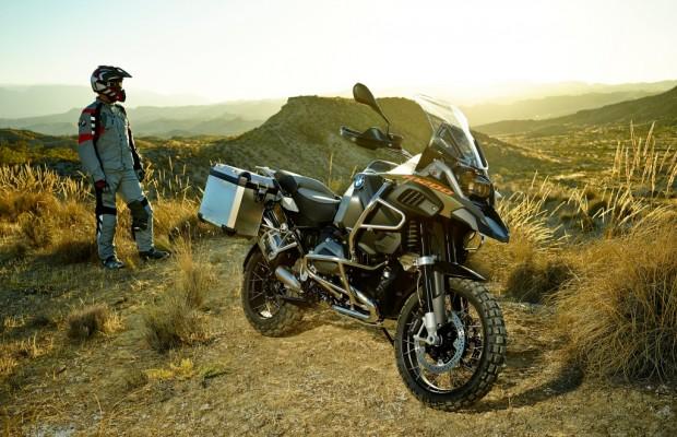 BMW R 1200 GS Adventure - Mit 22 Kilogramm mehr ins Abenteuer