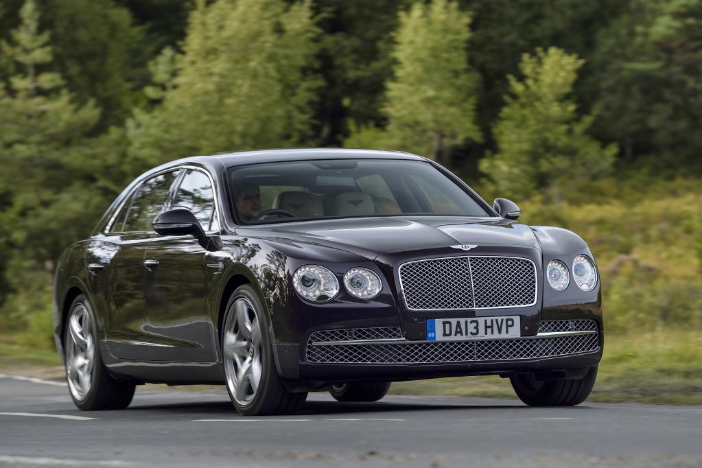 Bentley mit dritter Niederlassung in Frankreich