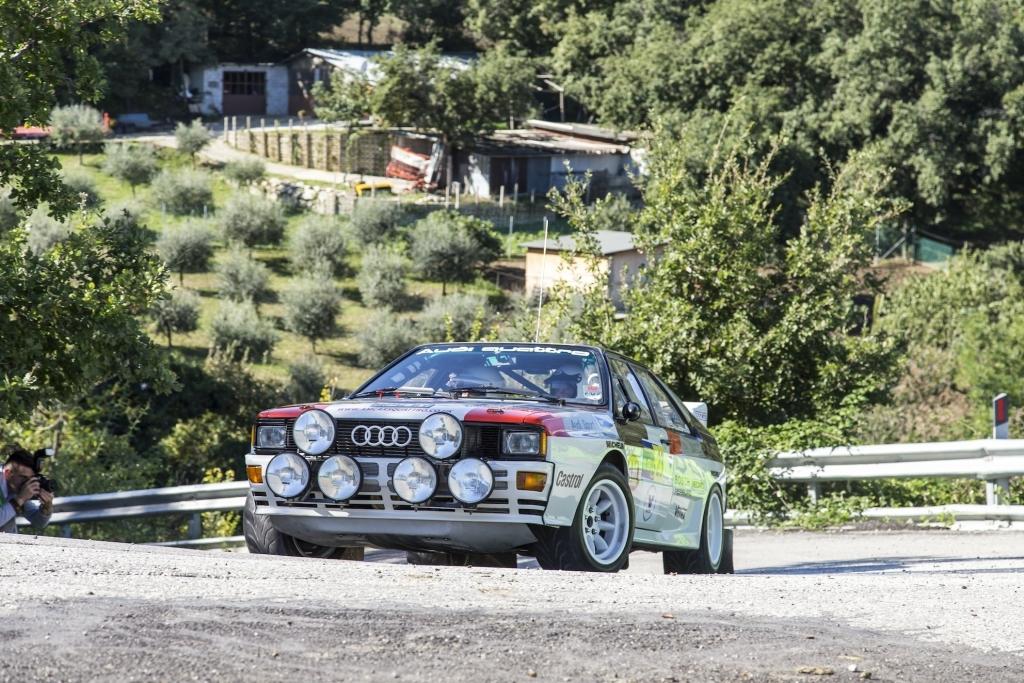 Bericht von der Rallye Legend