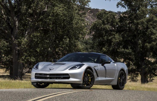 Chevrolet Corvette Stingray - Die Vette gilt