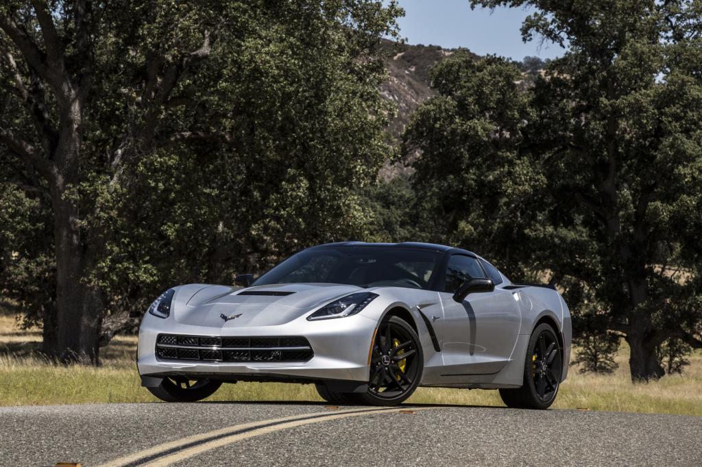 Chevrolet Corvette Stingray - Die Vette gilt
