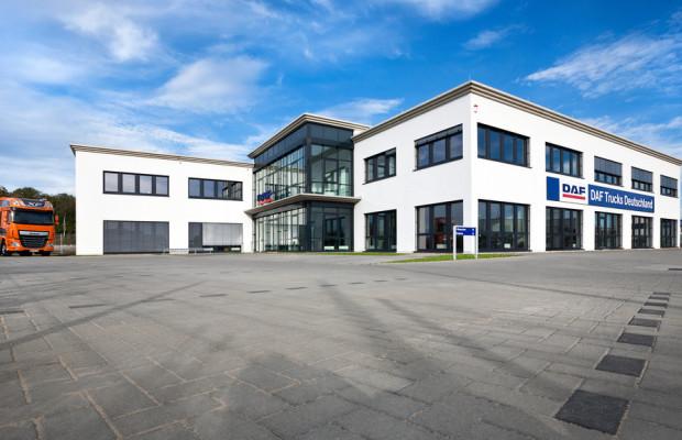 DAF bezieht neue Deutschland-Zentrale