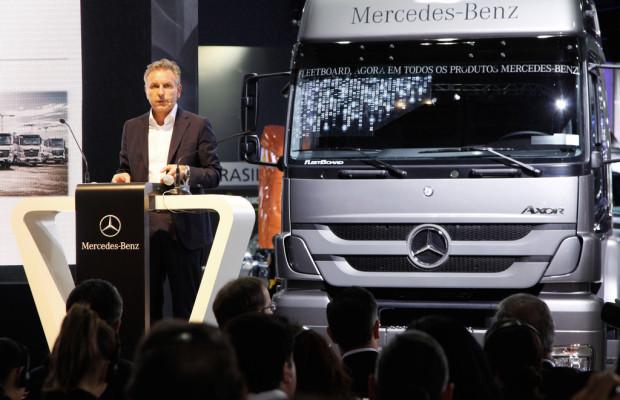 Daimler Trucks investiert in Brasilien