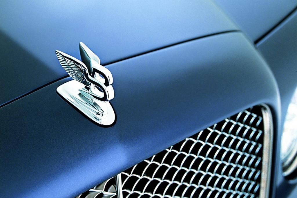 Das Flying B von Bentley birgt bei einem Unfall Gefahren