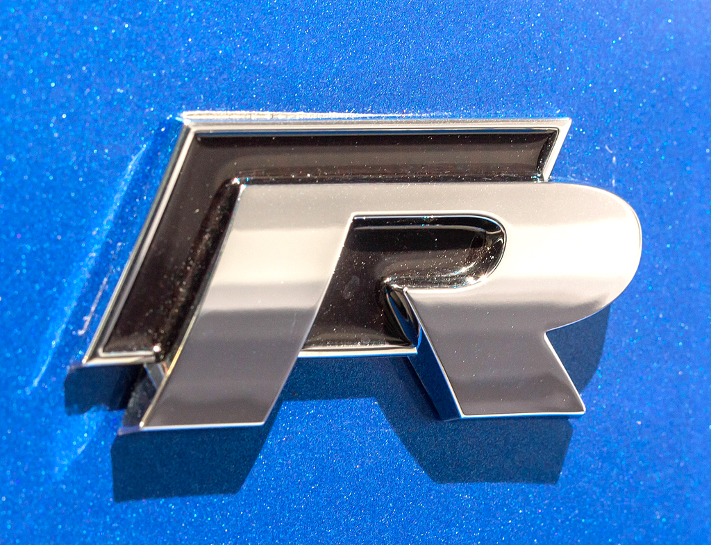 Das R steht bei VW für eine eigene Produktmarke.