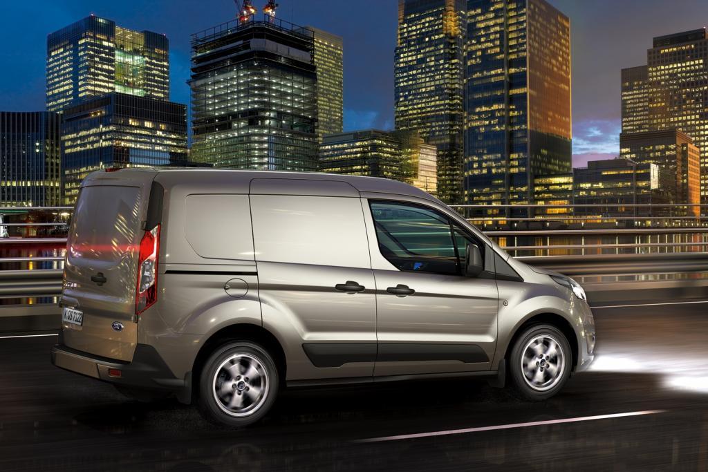 Der Ford Transit Connect hat bereits Vorschusslorbeeren geerntet, denn er wurde vor kurzem zum International Van of the Year gekürt