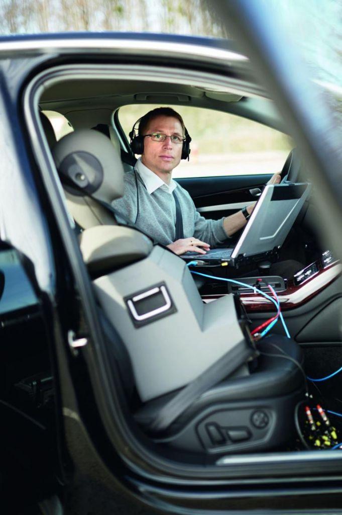 Der Kampf um jedes Dezibel beim Auto