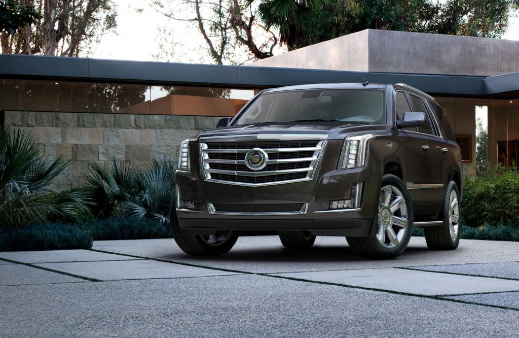 Der neue Cadillac Escalade kommt 2014 nach Europa