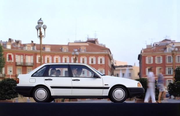 Die erste Kante von Volvo wird 25
