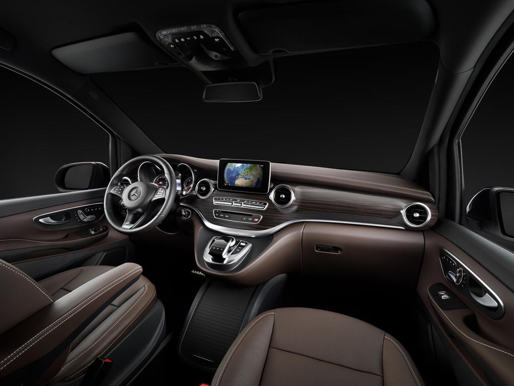 Die neue Mercedes-Benz V-Klasse