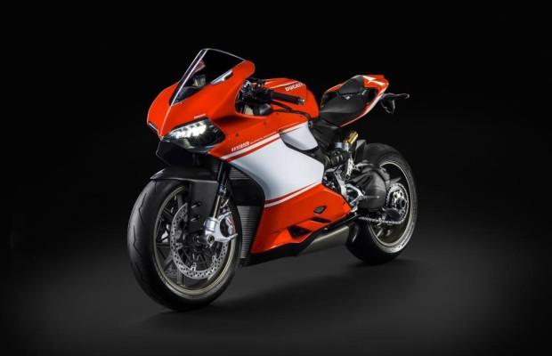 Ducati 1199 Superleggera - Schöne, schnelle Stripperin