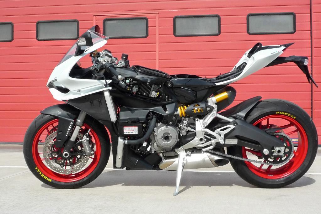 Ducati 899 Panigale: Die neue Supermittelklasse