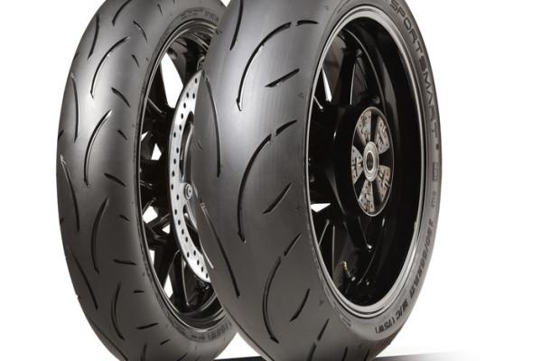 Dunlop Erstausrüster der KTM 1290 Super Duke R