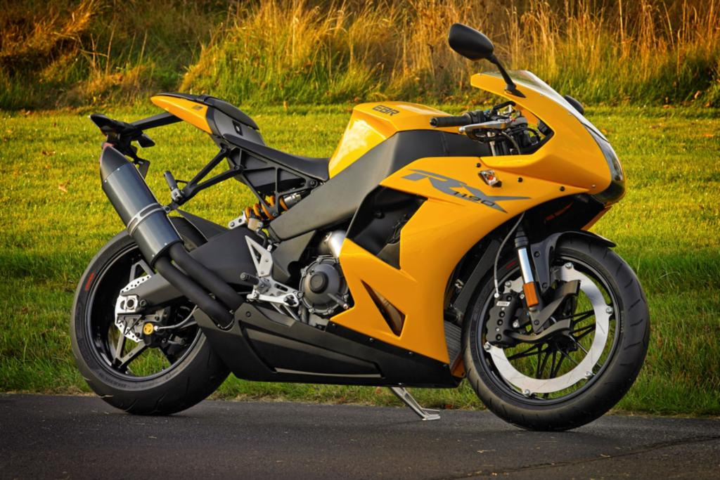 EBR 1190RX - Buell is back