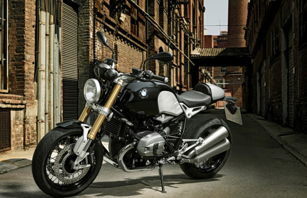 EICMA 2013: Fünf neue BMW