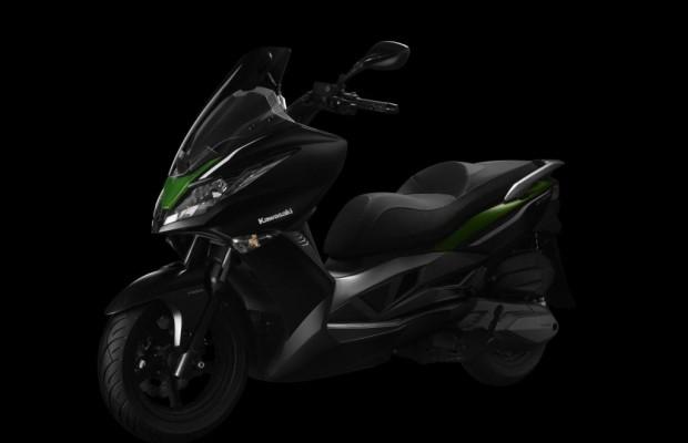 Erster Kawasaki-Roller kommt noch 2013