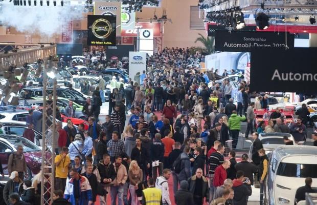 Essen Motor Show 2013 - Bald röhrt und quietscht es wieder