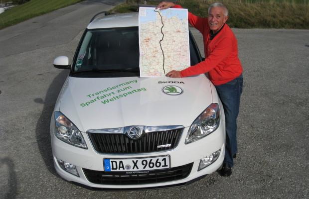 Für 50 Euro über 1000 Kilometer weit?