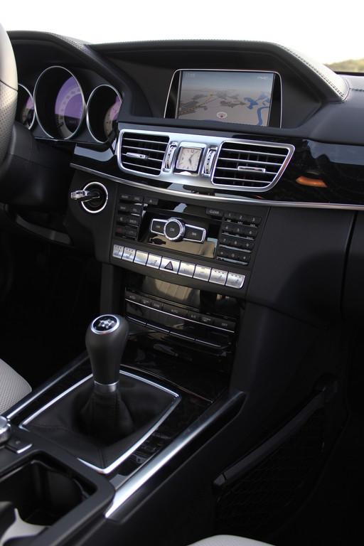 Fahrbericht Mercedes-Benz E250 CDI: Im Ledersitz nach Sparis
