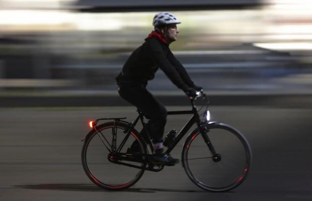 Fahrradbeleuchtung - Nur mit Licht in den Herbst