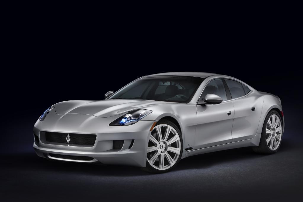 Fisker Karma mit Corvette-Antrieb ab Mitte 2014