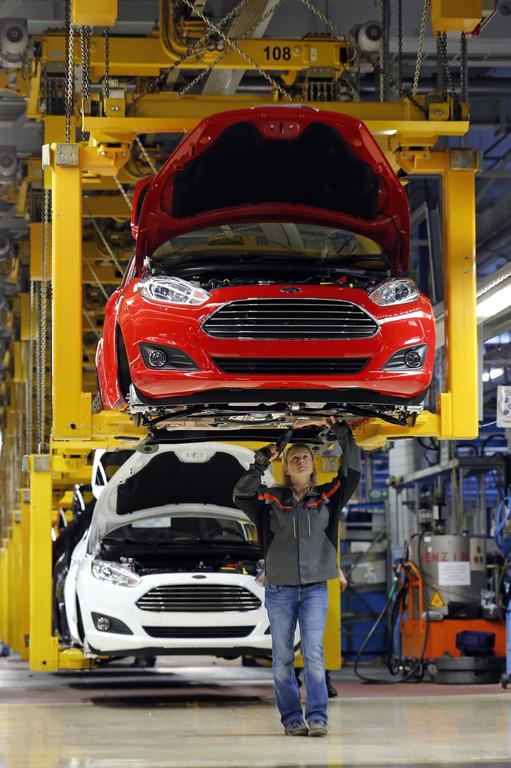 Ford Fiesta meistverkaufter Kleinwagen der Welt