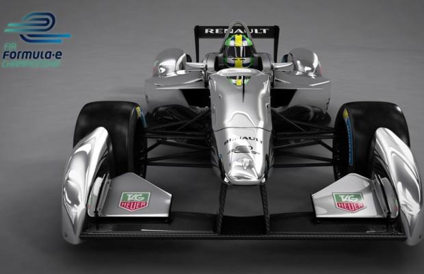 Formel 1 für Elektro-Rennwagen startet im Sommer