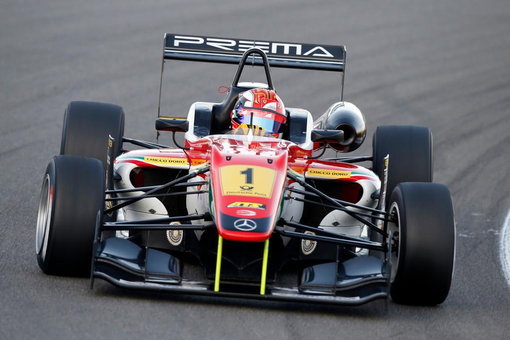 Formel 3-Europameister Marciello darf DTM-Fahrzeug testen