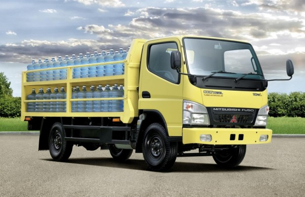 Fuso schafft die Million in Indonesien