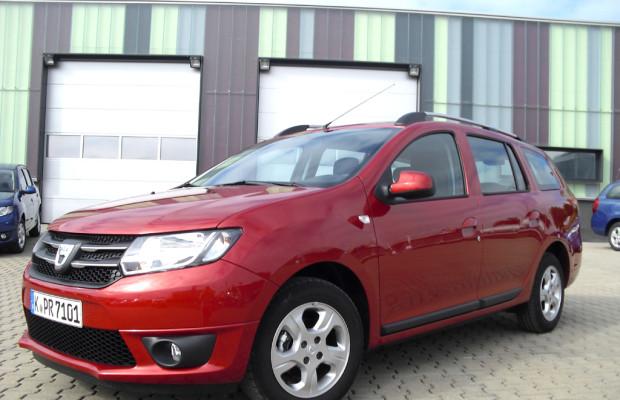 Gefälliger Spartaner: Dacia hat Kombi Logan MCV neu aufgelegt