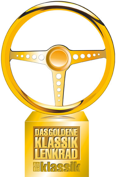 Goldene Klassik-Lenkräder verliehen