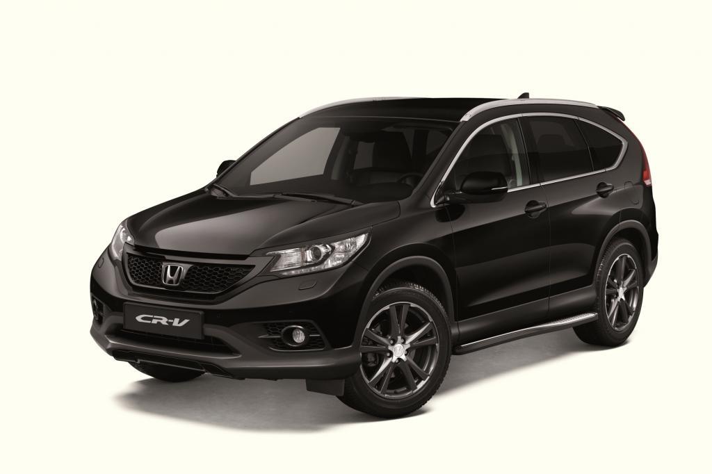 Honda CR-V Black Edition - Schwarz zum Nachrüsten
