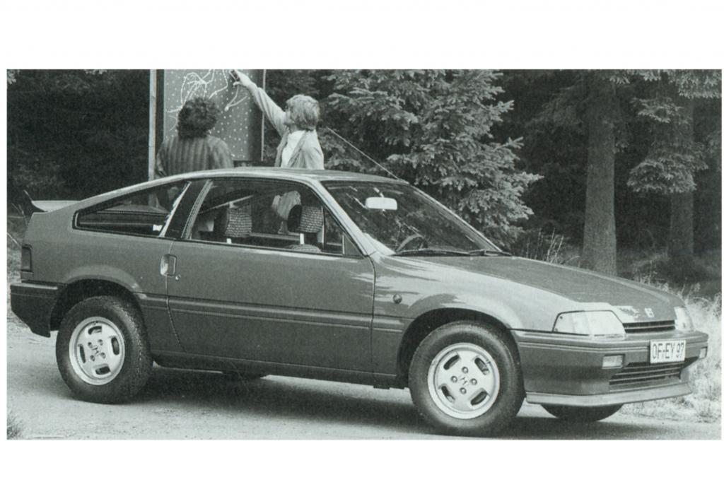 Honda CRX ab 1983