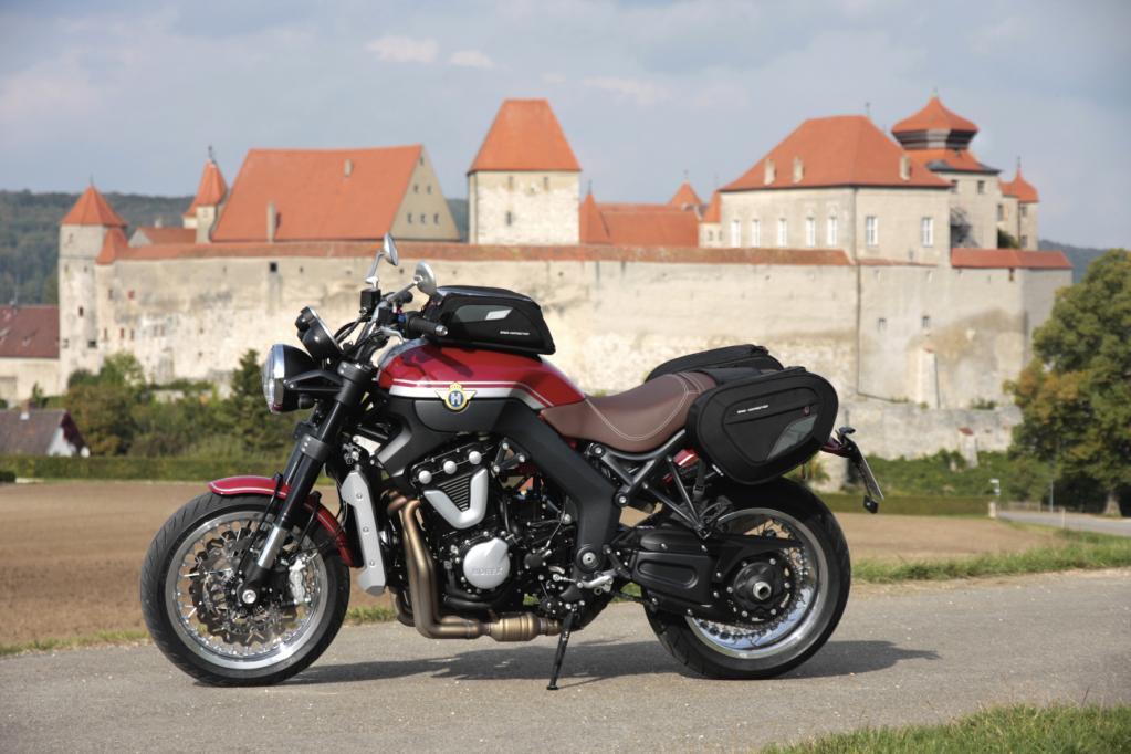 Horex VR6 Classic - Individualität aus Tradition