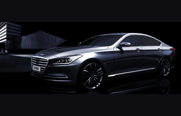 Hyundai Genesis ab 2014 auch in Europa