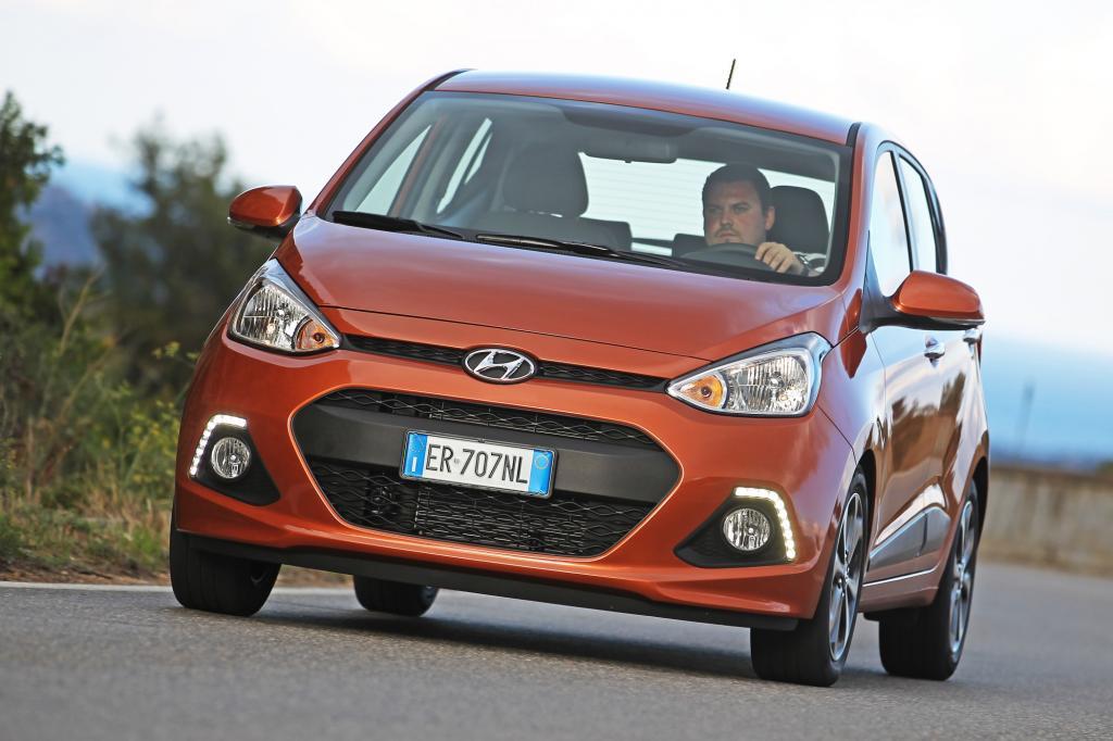 Hyundai i10 - Der Kleine wird erwachsen
