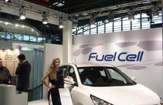 Hyundai ix35 - Erstes serienmäßiges Brennstoffzellen-Auto