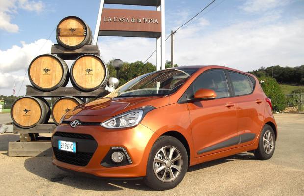 Hyundai kündigt neuen i10 noch für Mitte November an