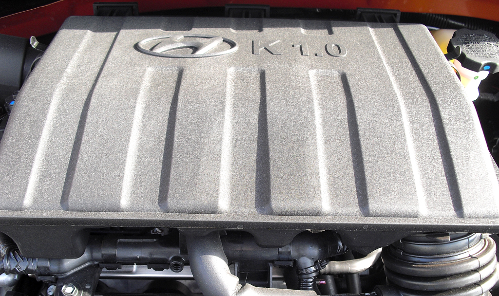 Hyundai kündigt neuen i10 noch für Mitte November an / Zwei Motoren