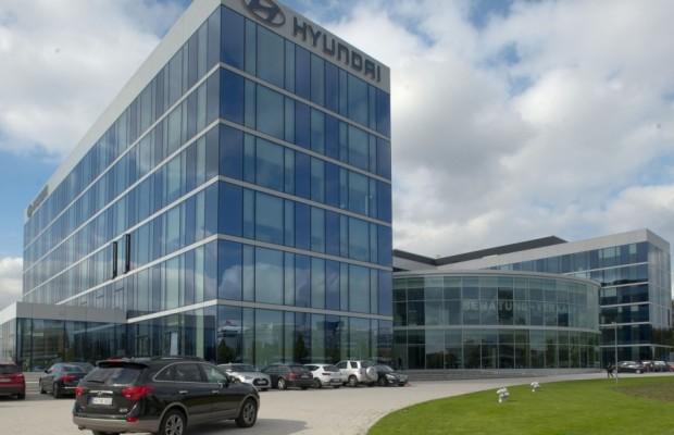 Hyundai zieht in neue Konzernzentrale ein